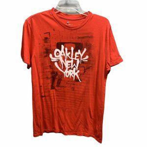 Oakley New York T Shirt Men's M